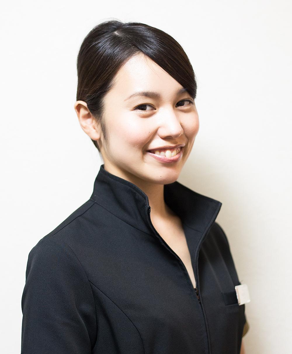 スタッフ:重田 梨子